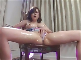 Japanese Oiled Squirt