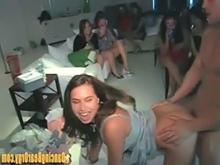 Amateur Doggystyle Party Student