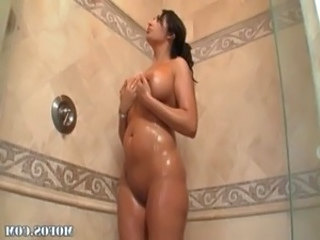 MILF Showers Wife