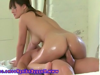 Massage MILF Oiled Riding