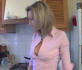 European French Kitchen MILF