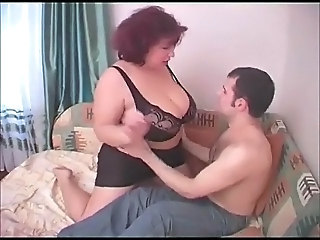 Amateur BBW Big Tits Mature Mom Natural Old and Young