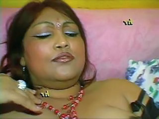 Chubby Hairy Indian MILF