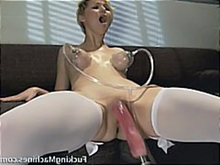 Fetish Machine Nipples Orgasm