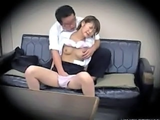 Asian Forced Japanese Teen Voyeur