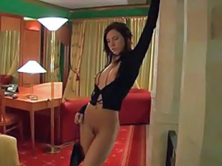 Amazing Stripper Teen