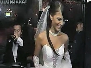Babe Bride Drunk Party