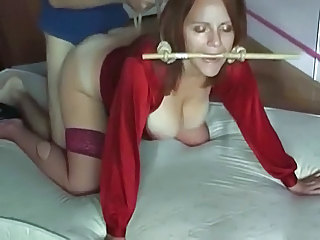 Amateur Doggystyle Fetish Homemade MILF Stockings Wife
