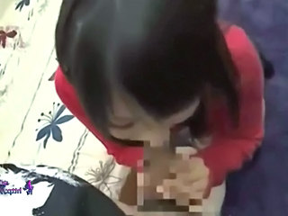 Asian Blowjob Teen