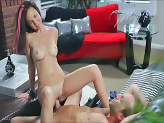 Riding Shaved Teen