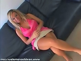 Amateur Cash Cute Skirt Teen