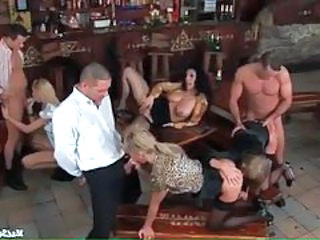 Blowjob Clothed Groupsex MILF Orgy