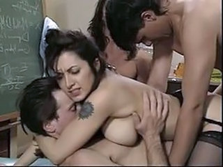 Anal Big Tits Double Penetration Gangbang Hardcore MILF Pornstar Tattoo