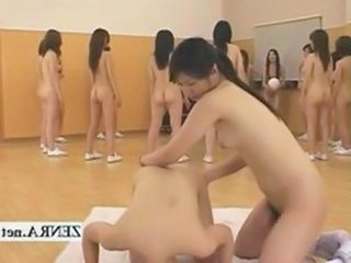 Asian Japanese Nudist Sport Teen