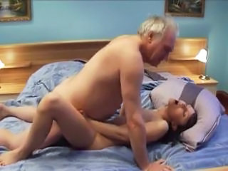 Amateur Old and Young Orgasm