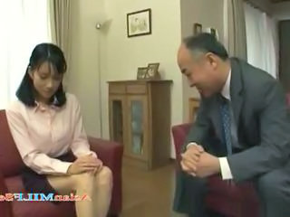 Asian MILF Old and Young