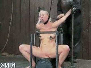 Bdsm Bus Pain Slave