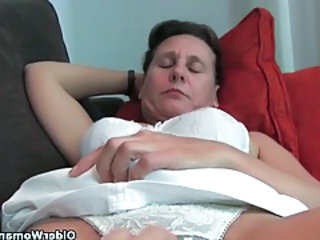 Granny Hairy Pov Sleeping