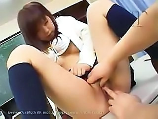 Asian Japanese School Student Teen