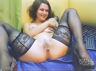 MILF Stockings Webcam
