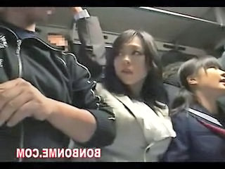 Asian Bus MILF