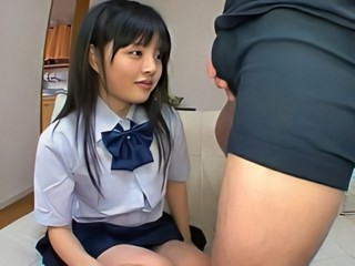 Asian Cute Student Teen Uniform Virgin