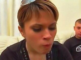 Amateur Drunk Russian Teen