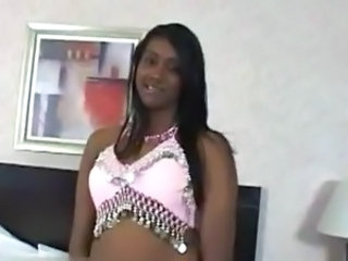 Ebony Indian Teen