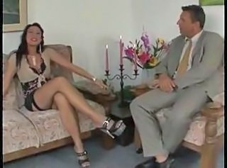 European German Legs Stockings Teen