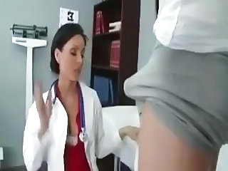 MILF Nurse Pornstar Uniform