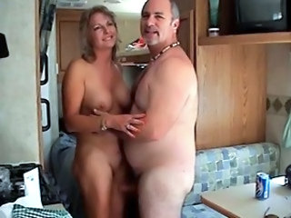 Amateur Homemade MILF Older Wife
