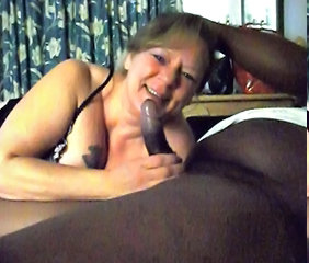 Amateur Blowjob Cuckold Interracial Mature Wife