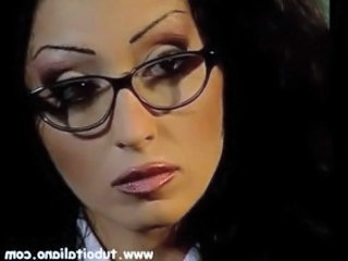 Glasses Italian MILF