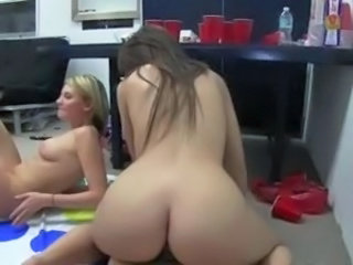 Amateur Ass Game Party Student