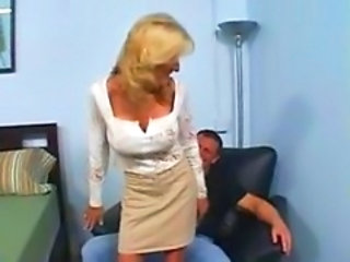 Mature Mom Skirt