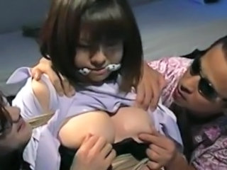 Asian Big Tits Japanese Slave Teen