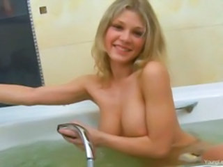 Bathroom Cute Teen