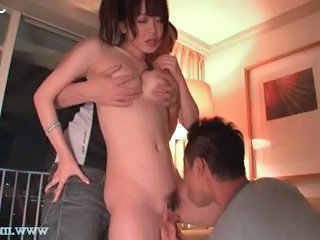 Asian Japanese MILF Threesome Wife