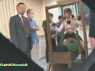 Asian Bondage Fetish School Student Teacher