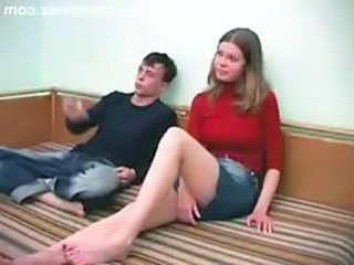 Russian Skirt Teen