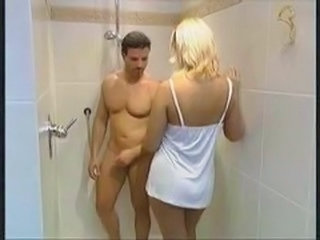 Babe Blonde Showers