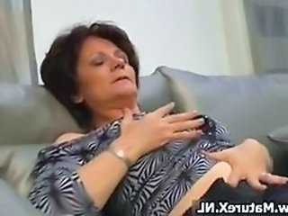 Mature Natural Wife