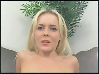 Anal Blonde British European Teen