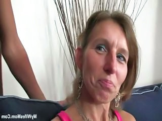 Daughter Mature Wife