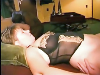 Amateur Chubby Licking Mature