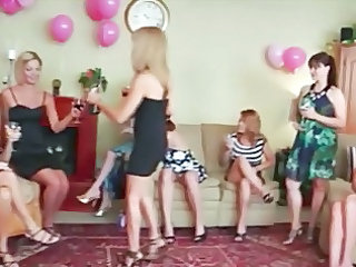 Ubriache Mature MILF Party