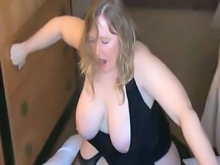 Amateur BBW Big Tits Mature Natural Orgasm SaggyTits