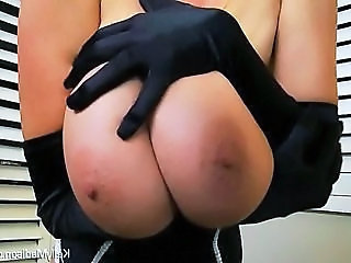 Amazing Big Tits MILF Nipples