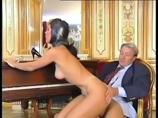 Babe Fetish Riding Vintage