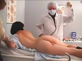 Mummy Brings Daughter To Doctors Of Enema